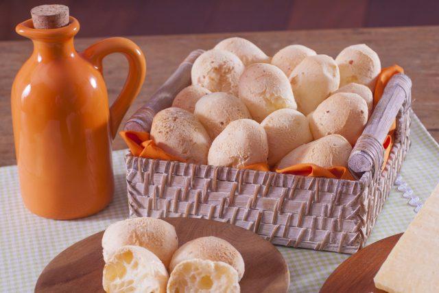 Receta de pan de yuca boliviano