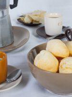 Receta de pan de yuca colombiano