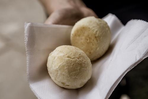 Receta de pan de yuca ecuatoriano