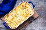 pastel de patata al horno