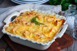 pastel de patata con jamon y queso