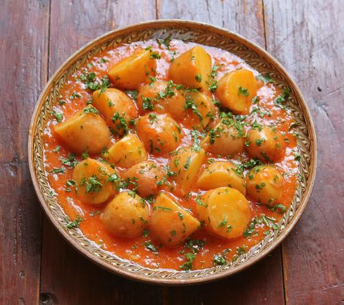 Receta de patatas a la riojana sin chorizo
