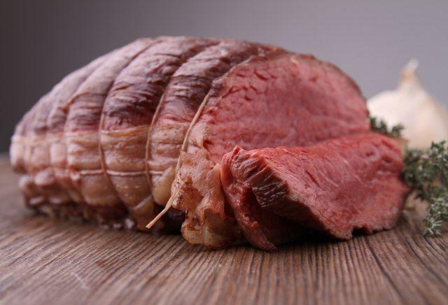 Receta de roast beef en thermomix