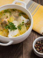 Receta de suquet de pescado catalán