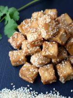 Receta de tofu rebozado