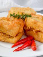 Receta de tofu rebozado sin huevo