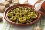 alcachofas con jamon y guisantes