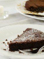 Receta de bizcocho de chocolate sin azúcar