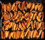boniato al horno con especias