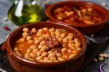 cocido de garbanzos andaluz