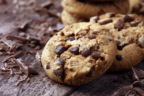 Receta de cookies sin azúcar