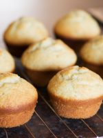 Receta de cupcakes de vainilla sin azúcar