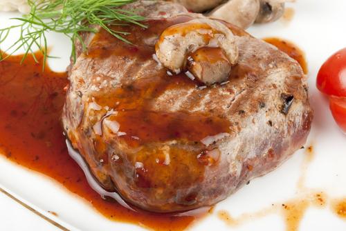 Receta de lomo adobado en salsa