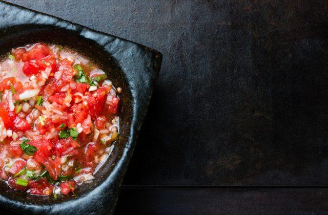 Receta de salsa de ají colombiano