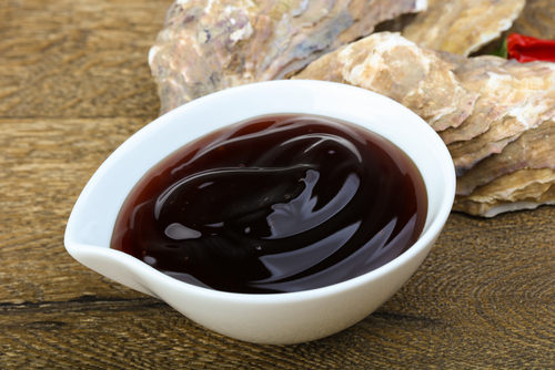 Receta de salsa de ajo china