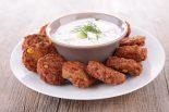 salsa de yogur para falafel