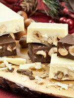 Receta de turrón de chocolate sin azúcar