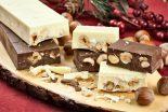 turron de chocolate sin azucar
