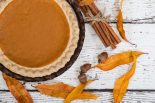 pie de calabaza light