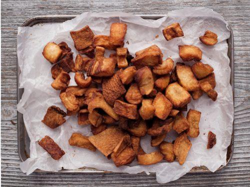 Receta de chicharrón de cerdo al horno