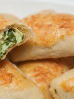 Receta de empanadillas de espinacas