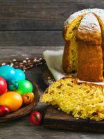 Receta de panettone de Pascua