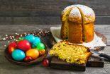 panettone de Pascua