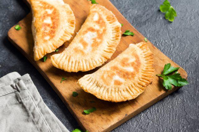 Receta de empanadas de yuca dominicanas