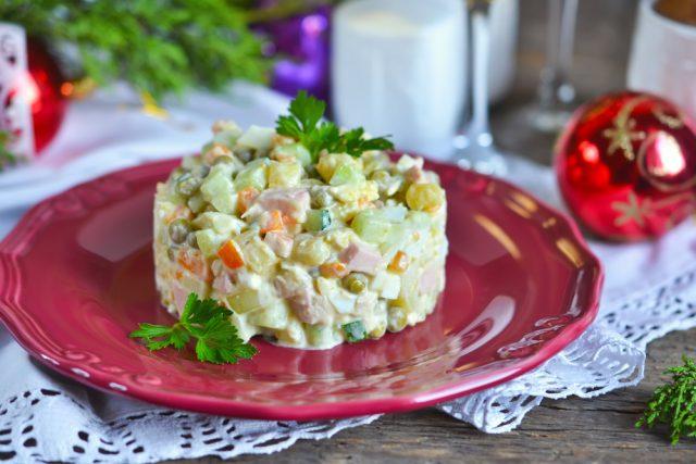 Receta de ensalada de gallina venezolana