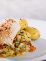 Receta de bacalao al horno estilo portugués