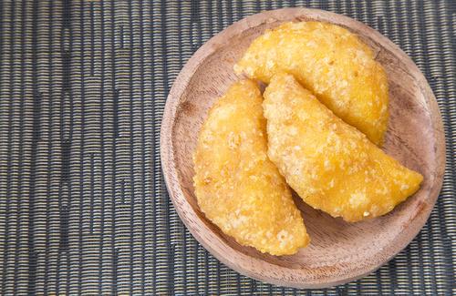 Receta de empanadas de yuca colombianas