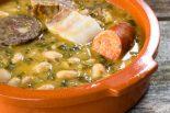 alubias con chorizo a la asturiana