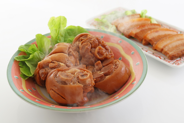 Receta de manitas de cerdo rebozadas al horno