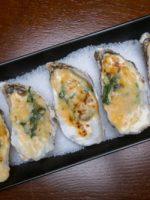 Receta de ostras gratinadas con queso