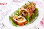redondo de ternera relleno de huevo y jamón
