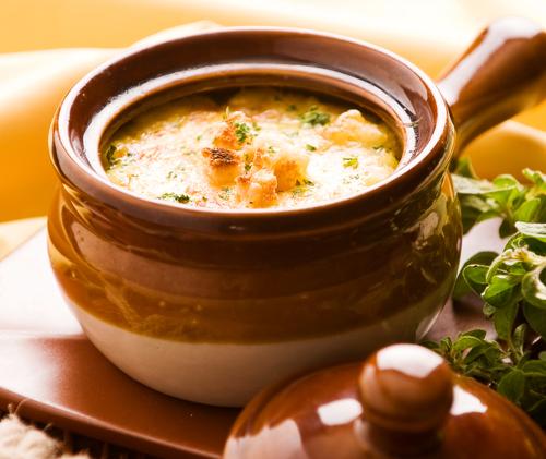 Receta de sopa de pan thermomix