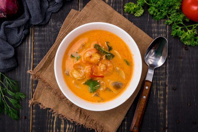Receta de caldo de pescado canario