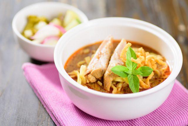 Receta de caldo de gallina con yuca