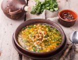 potaje de verduras canario