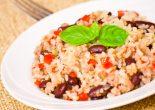 arroz con habichuelas puertoriqueño