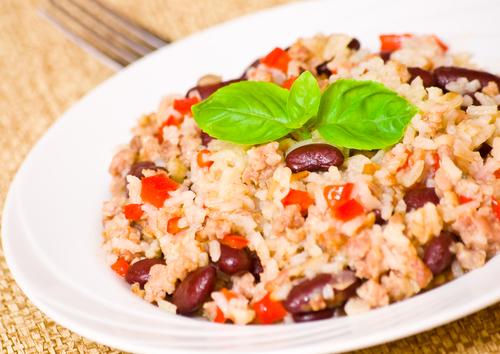 Receta de arroz con habichuelas puertorriqueño
