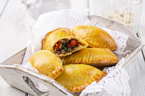 Receta de empanadas argentinas al horno