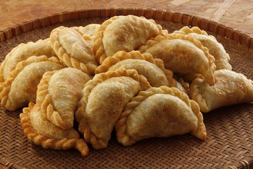 Receta de empanadas argentinas de pollo