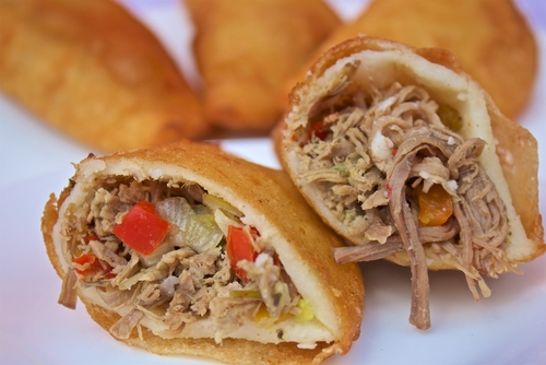 Receta de empanadas venezolanas de pollo