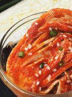 Receta de kimchi vegano