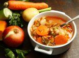 potaje de verduras y judias