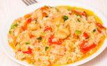 arroz caldoso con bacalao
