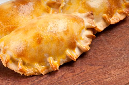 Receta de empanadas argentinas de queso