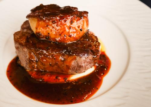 Receta de entrecot con foie for Cocinar un entrecot