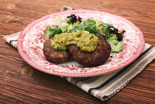 Receta de lomo en salsa verde